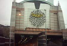 Western Portal Of The Limehouse Link Tunnel