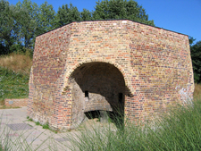 Burgess Park Lime Kiln