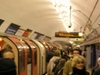 Busy Platform On Central Line