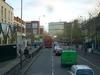 Looking Southeast Along London Road