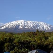 Mt Kilimanjaro 122006