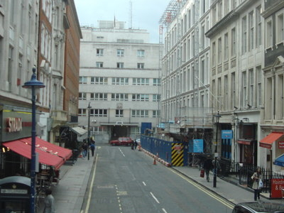 New Burlington Street