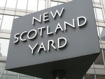 Metropolitan Police Service, New Scotland Yard