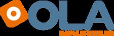 Olalogo Transparent Blue