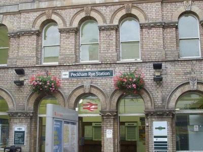 Peckham Rye Railway Station