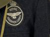 Royal Observer Corps Uniform Displayed Bunker