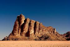 Seven Pillars Of Wisdom/Wadi Rum
