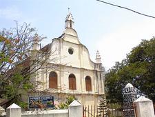 St Francis Fortcochin