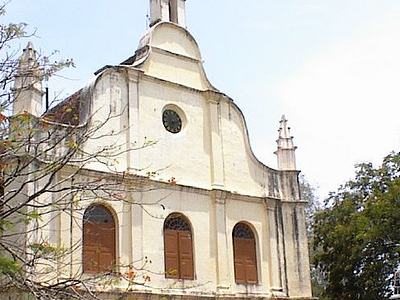 St Francis  Fortcochin