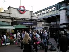 Embankment Tube Station