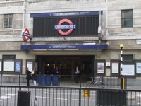 St. James's Park Tube Station