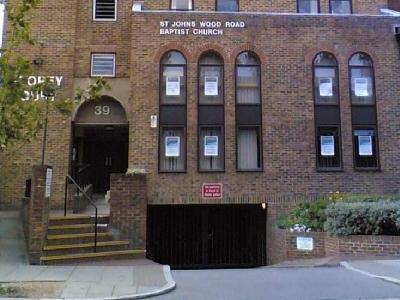 St John's Wood Road Baptist Church