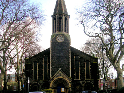 St Peter's Bethnal Green