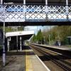 Sydenham Hill Railway Station Platforms
