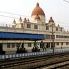 The Joychandipahar Railways Station