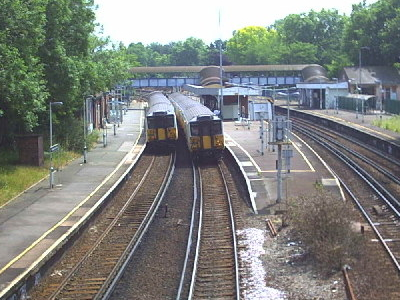 Wandsworth Common Railway Station