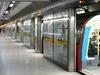 Jubilee Line Westbound Platform Looking East