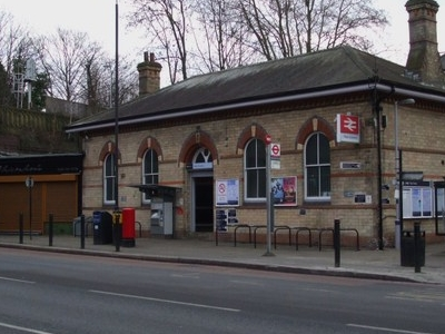 West Dulwich Railway Station Building