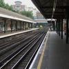 West Kensington Tube Station Platforms
