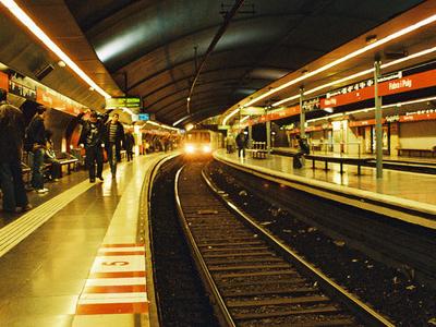 The Platforms At Fabra I Puig