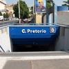 Castro Pretorio Station