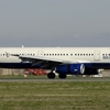 A British Airways Airbus A321 Taxis At Fiumicino