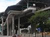 An Exterior View Of The Bandaraya Station Facing Southwest.