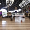 Platforms Area At Barcelona Estació De França