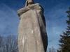 Black Hawk Statue
