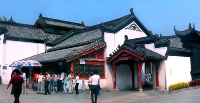 Luohan Hall - Guiyuan Temple