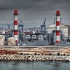 Thermal Power Station Of Barcelona