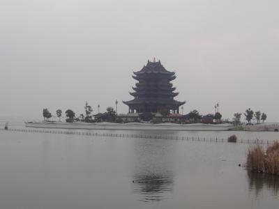 View - Chongyuan Temple