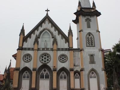 Church Of The Visitation Seremban