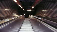 Cornelia Station Internal Escalator