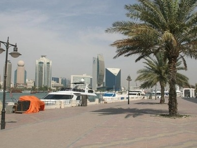 The Bur Dubai Creek Area