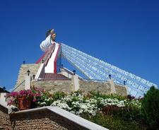 Divine Mercy Christ Statue