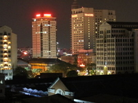 Downtown Yangon