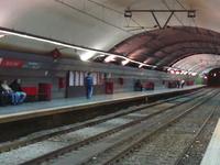 Arc de Triomf Station