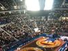 Inside Of The Ülker Sports Arena