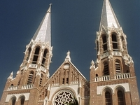 Saint Mary's Cathedral, Yangon