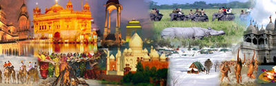 Group Tour To North India
