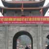 Gateway To King Inh Tin Hong Temple