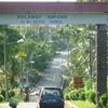 Gerbang Pintu Kampung Melayu Chamek