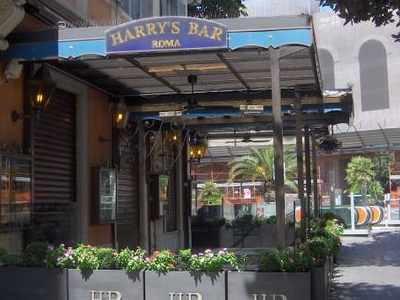 Harry's Bar In Rome