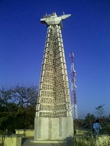 Monumental Showing Pople Died In Mv . Bukoba Mwaza