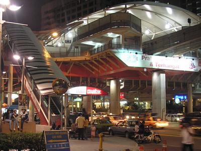 Imbi Station   2 8 Kuala  Lumpur  Monorail  2 9   2 8exterior  2 9  2 C  Kuala  Lumpur