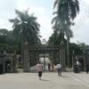 Istana Negara Gate - View
