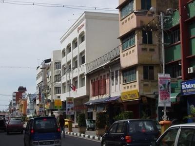 Jalan Temenggong Kota Bharu