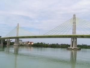 Muar Second Bridge
