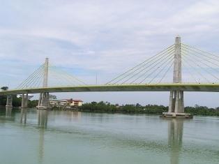 Muar Second Bridge